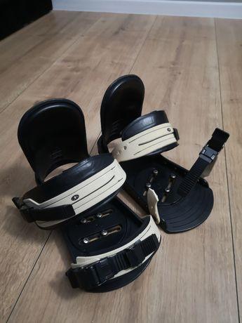 Wiązania snowboard K2