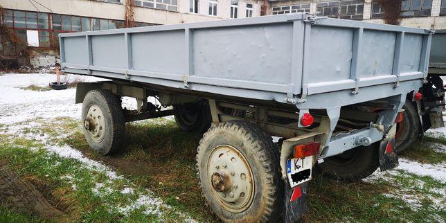 Przyczepa Autosan D50 6T zarejestrowana