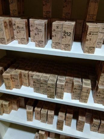 Масляные духи производства Египет 12 мл. Стойкие! Опт от 10 шт-70 грн