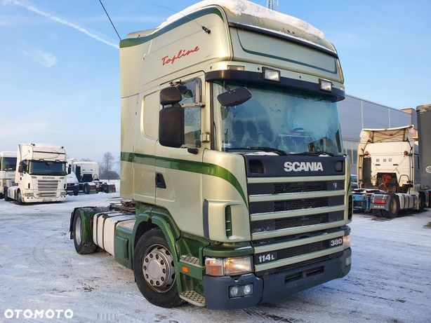 Scania 114 380 2002_STANDARD_MANUAL_ŁADNA
