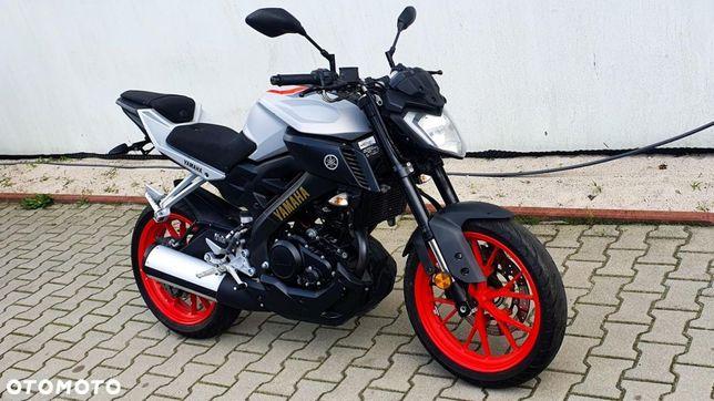 Yamaha MT 125/50 ABS Motorower bez prawa jazdy, na dowód osobisty lub kat.AM
