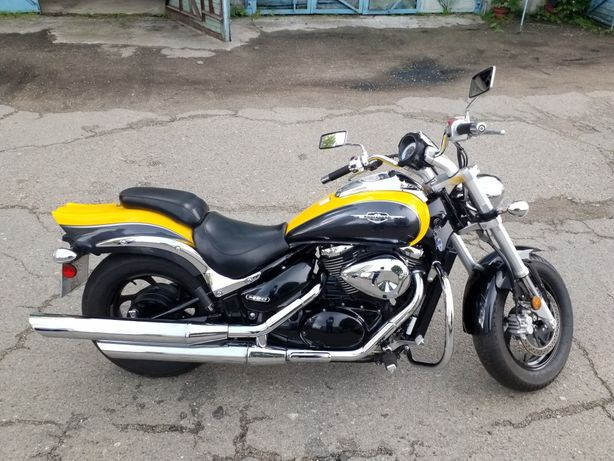 Мотоцыкл SUZUKI Boulevard M50 800