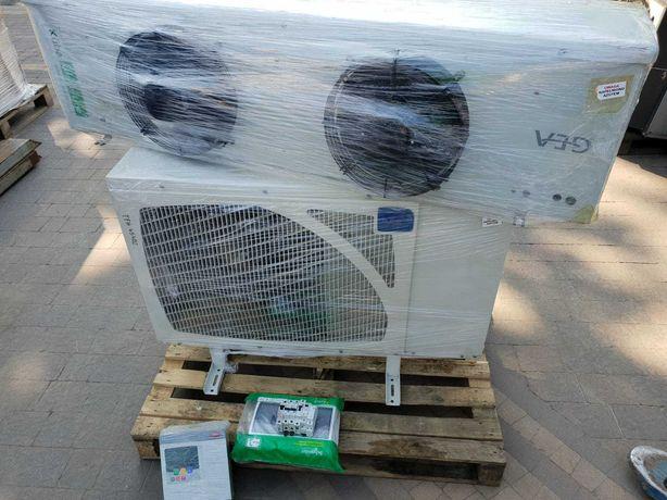 Agregat chłodniczy ZESTAW CHŁODNICZY chłodnie mroźnie przechowalnie