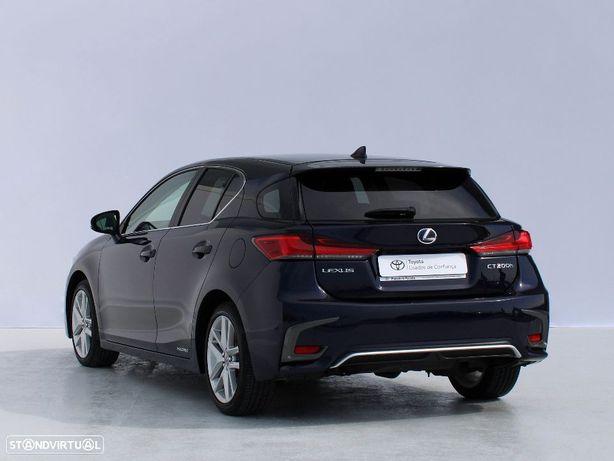 Lexus CT 200h Executive+