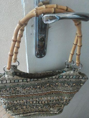 сумка жіноча тканинна
