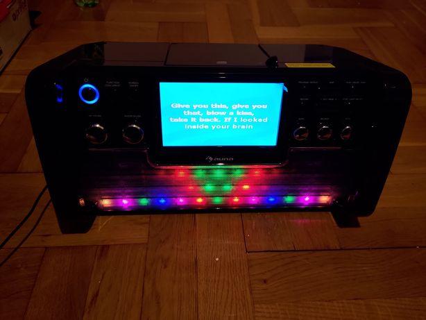 Auna .100.30.797. DiscoFever LED Zestaw do Karaoke