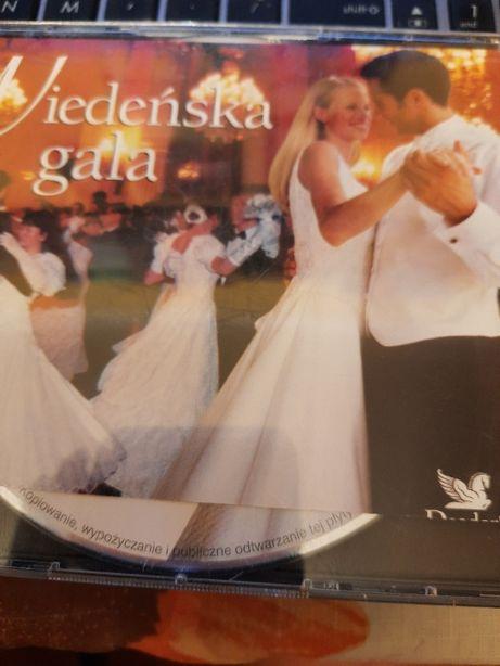 Wiedeńska Gala 5 płyt cd
