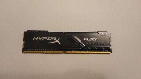 RAM hyperX 8gb 2666MHz 1 rank