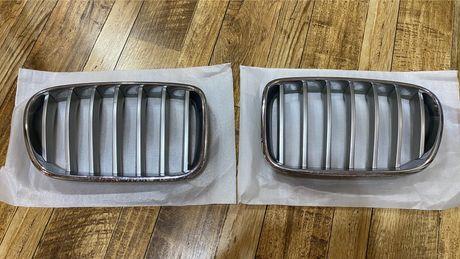 Решетки радиатора BMW X3 f25 дорест