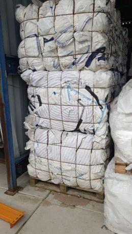 Mocne worki Big Bag bags 90x90x130cm na węgiel,kamień,gruz