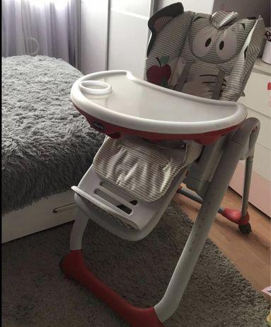 Продам стульчик для кормления Chicco Polly Start 2
