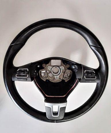 Руль Volkswagen Т5 мультируль vw t5 запчастини T5 Шрот Разборка Т6