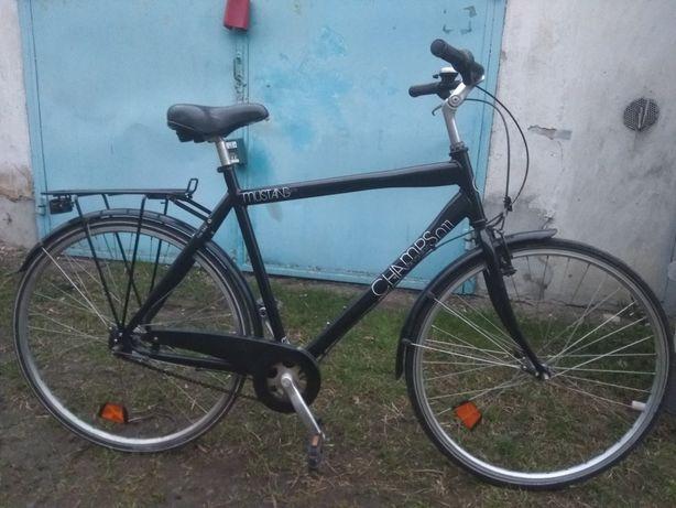 Велосипед из Европы.