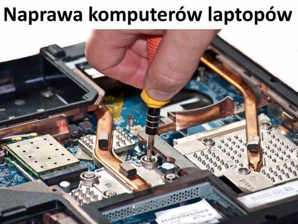 Naprawa komputerów laptopów Bytom, Zabrze, Piekary Śląskie, Chorzów