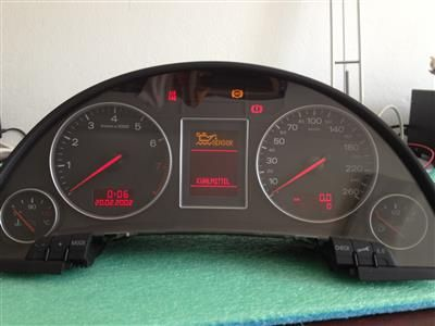 Display lcd audi RB4 RB8 A4