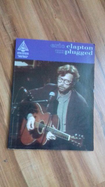 Eric Clapton - Unplugged - nuty, tabulatury, teksty - UNIKAT