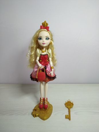 Лялька Ever After High Епл Вайт Mattel оригінал