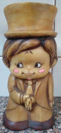 """Boneco dos anos 70 """"Jial Decorativos"""""""