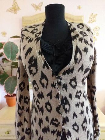 Стильный кардиган, кофта, свитер, блузка, платье, туника