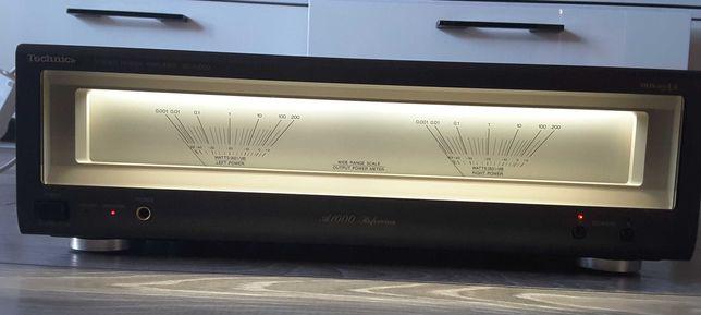 Technics A1000 sama końcówka mocy