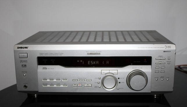 SONY STR-DE445 Amplituner wzmacniacz kino domowe 5.1 optyk Wysyłka