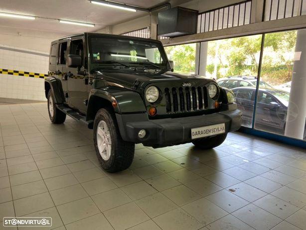 Jeep Wrangler 2.8 CRD MTX Sahara Unlimited