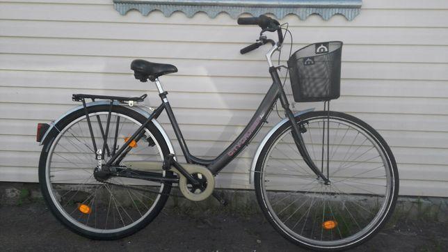 Алюминиевый велосипед на планетарке 7 передач Germany