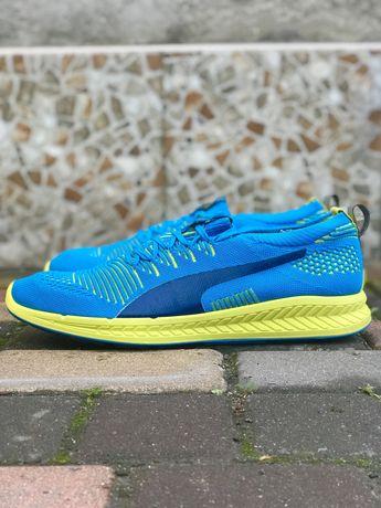 ОФИГИТЕЛЬНЫЕ мужские кроссовки Puma Ignite ProKnit,44 размер,беговые