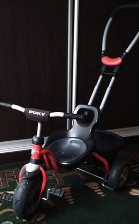 Трёхколёсный велосипед puky