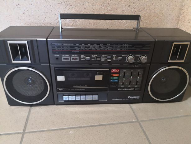 Radiomagnetofon panasonic RX-C39