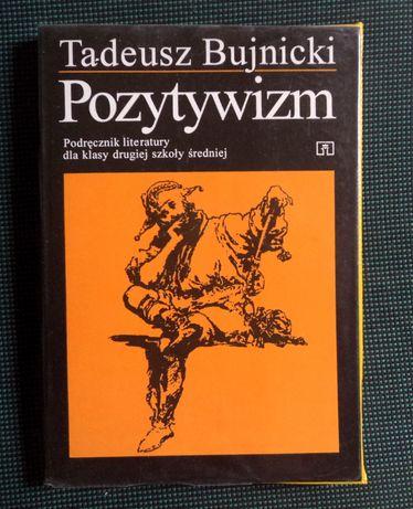 Pozytywizm podręcznik literatury