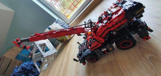 LEGO TECHNIC DŹWIG 42082 złożony + instrukcja