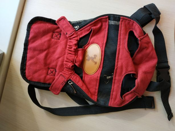 Рюкзак для животного маленького размера