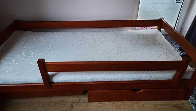 Łóżko 90x190 drewniane!