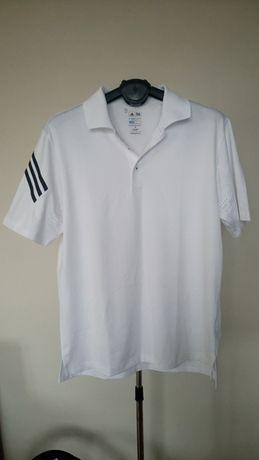 Adidas golf koszulka męska polo coolmax puremotion M