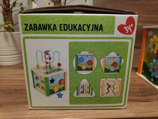 Zabawka edukacyjna Ape Trade, kostka edukacyjna
