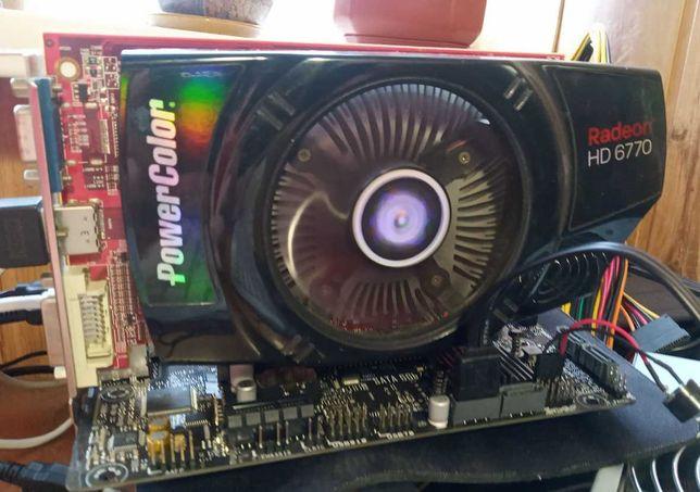 Відеокарта Radeon HD 6770 1GB GDDR5