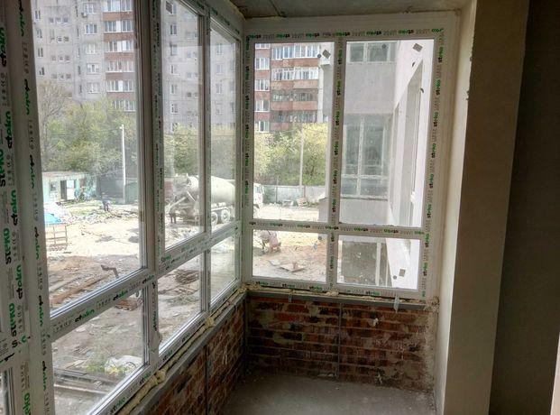 Велика однокімнатна квартира в новобудові