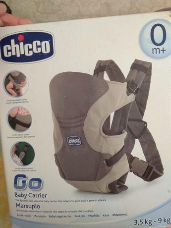 Эрго рюкзак, кенгуру, переноска Chicco
