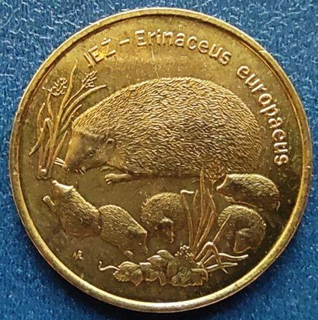 Sprzedam 2 złote 1996 Jeż
