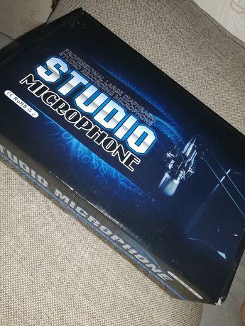 Mikrofon gamingowy studyjny Lihao bm100fx