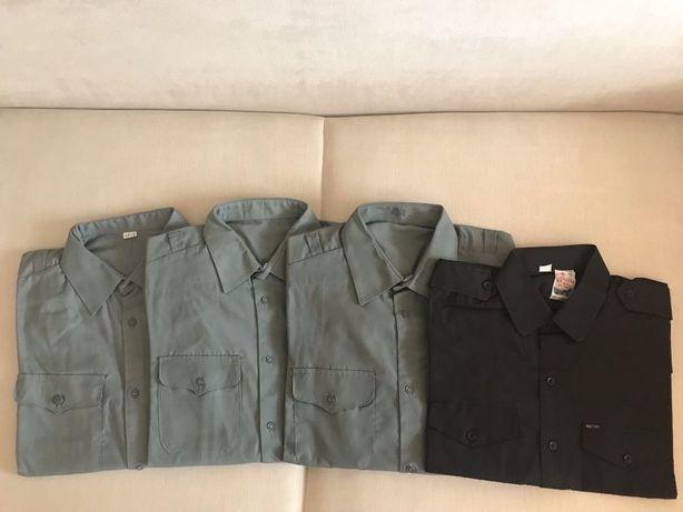 Форменные рубашки 52,54 р. Украина
