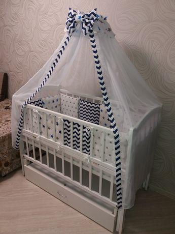 Детская кроватка. Дитяче ліжечко