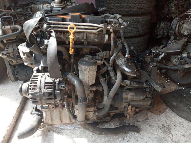 Мотор Фольксваген Volkswagen Polo 1.4 TDI двигун Skoda Seat VW AMF