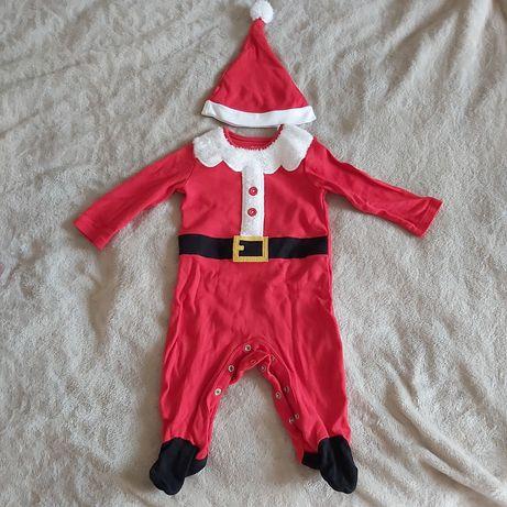 Ubrania świątecznie, rozmiar 68