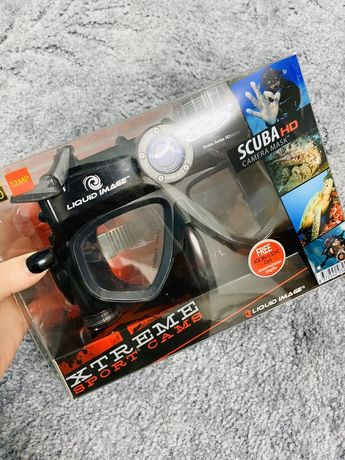 Подводная маска с видеокамерой Liquid Image Scuba Series HD