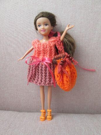 Lalka Barbie*Sukienki*Kapelusze*Torebki*Buty*Akcesoria*28szt+Barbie*