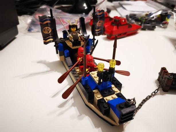 LEGO 3050 Shanghai Surprise - 100% kompletność, stan bardzo dobry