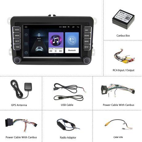 Radio Nawigacja Android VW/Skoda/Passat/Golf/Polo