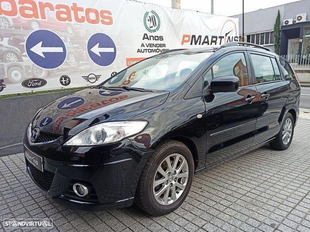 Mazda 5 MZR-CD 2.0 Dynamic Play CC+VE